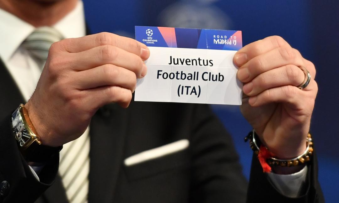 Champions League, quale avversario vorresti per la Juve ai quarti? VOTA
