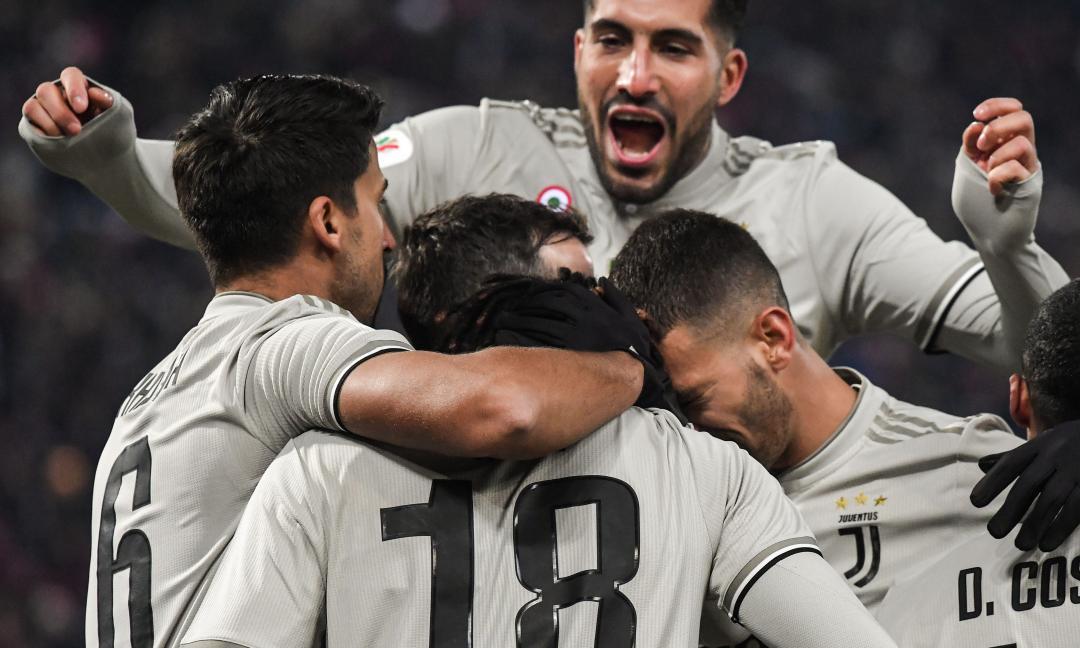 Pjanic punta la Coppa, compleanno Emre Can: è festa Juve sui social