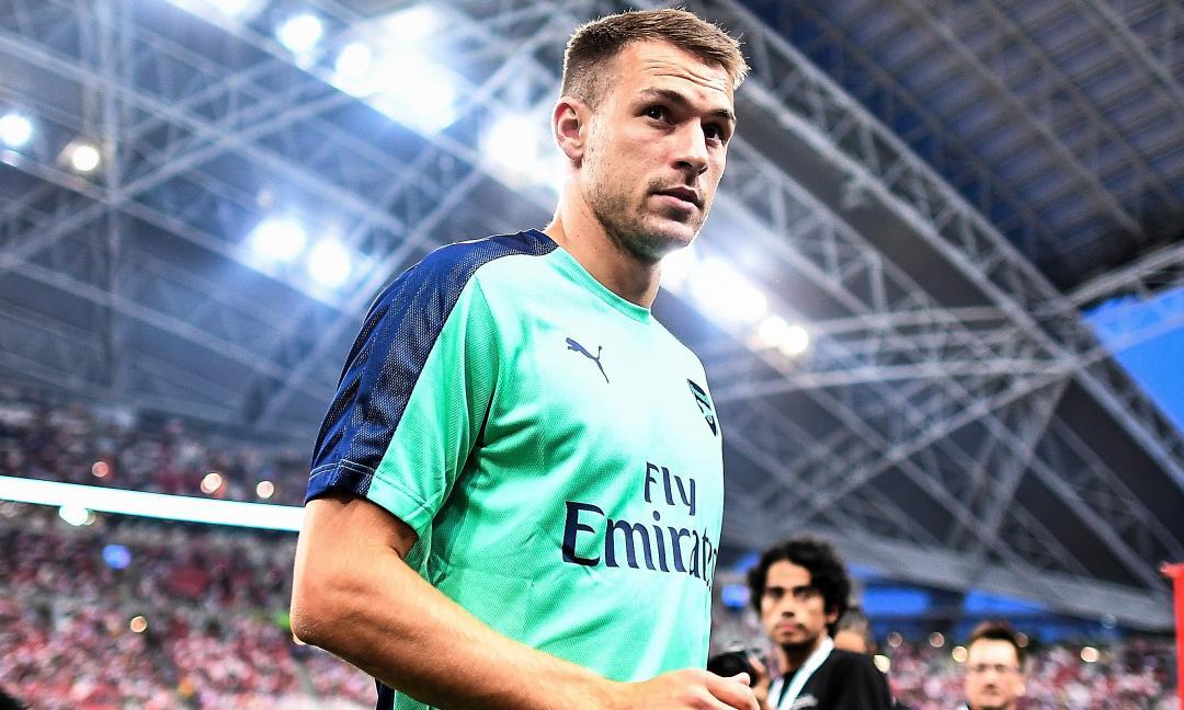 Ramsey fra i più pagati della Serie A: le cifre