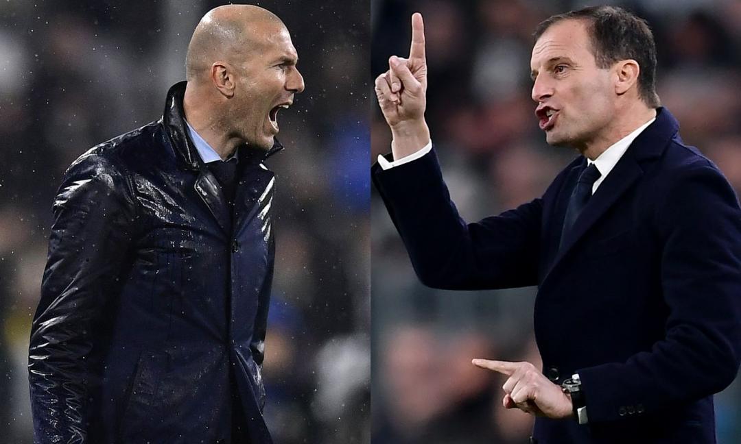 Dalla Spagna: il Real aspetta Allegri, Zidane verso la Juve