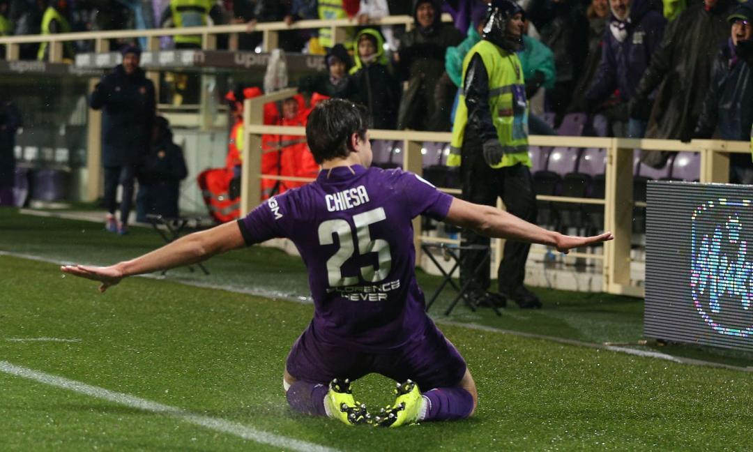 Chiesa-Juve, Montella chiarisce la posizione del giocatore