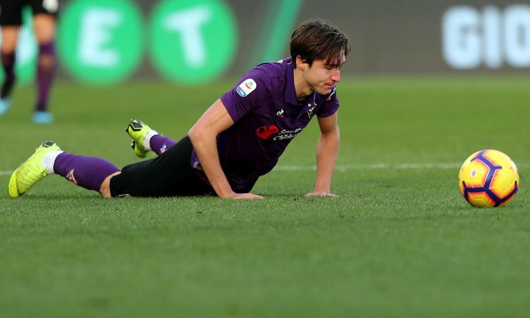 Chiesa, sì alla Juve: fissato l'incontro con la Fiorentina