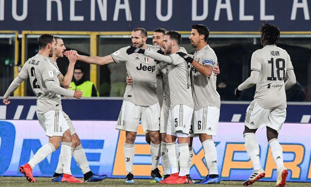 Juve-Frosinone, la vigilia: problema Rugani, tutte le ultime di formazione