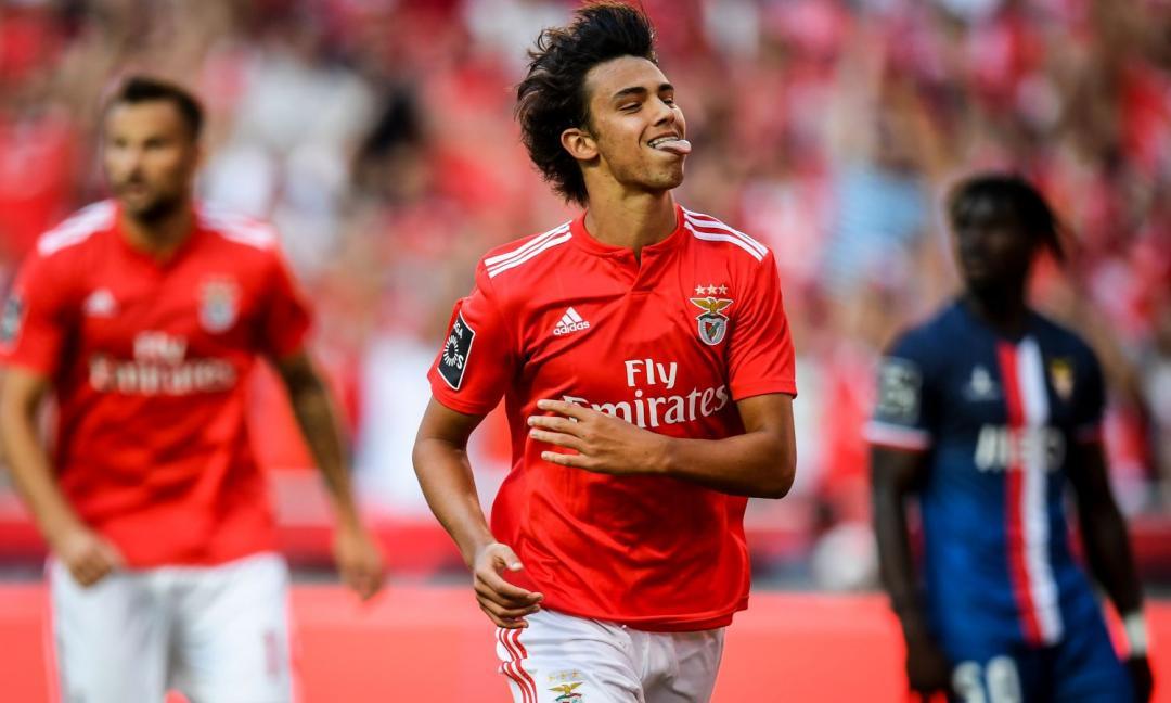 Joao Felix Apre Alla Juve: 'Sogno Di Giocare Con Ronaldo