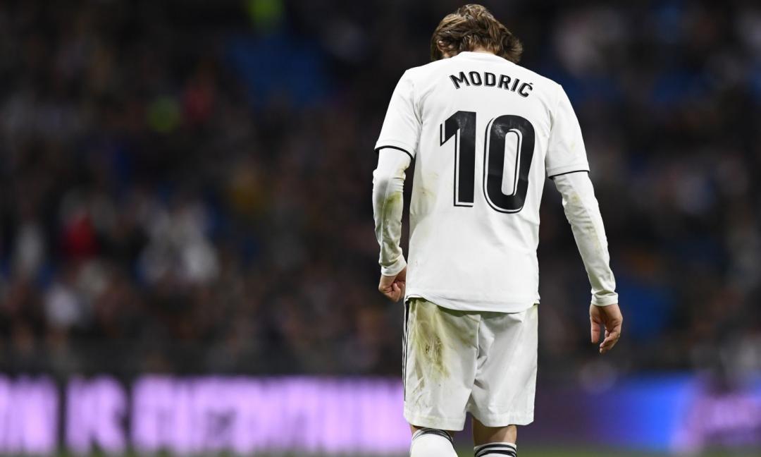 Bargiggia: 'La Juve ha avviato i contatti per Modric'