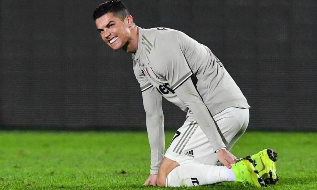 Ecco perché Ronaldo non si è allenato con il gruppo
