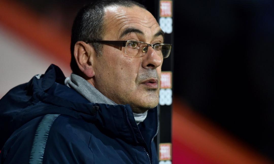 Sarri, confermata la richiesta del Chelsea alla Juve