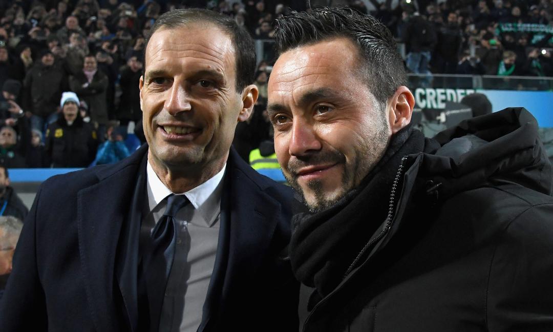 Sassuolo-Juve: gol di Can simbolo della squadra. E brilla Bernardeschi