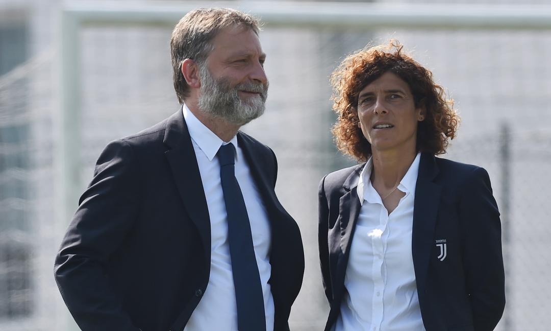 Juve Women, Braghin: 'Ci sono barriere da abbattere, scudetto a metà col Brescia'