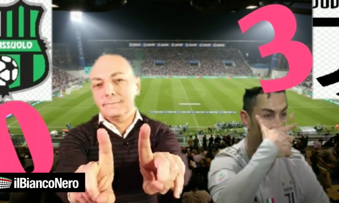 'Sassuolo-Juve, l'unico rigore era quello su Mandzukic!' VIDEO