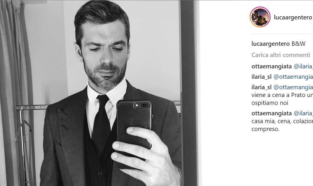 Luca Argentero: 'Amo gli sfottò tra tifosi. Con Amendola e Mastandrea...'