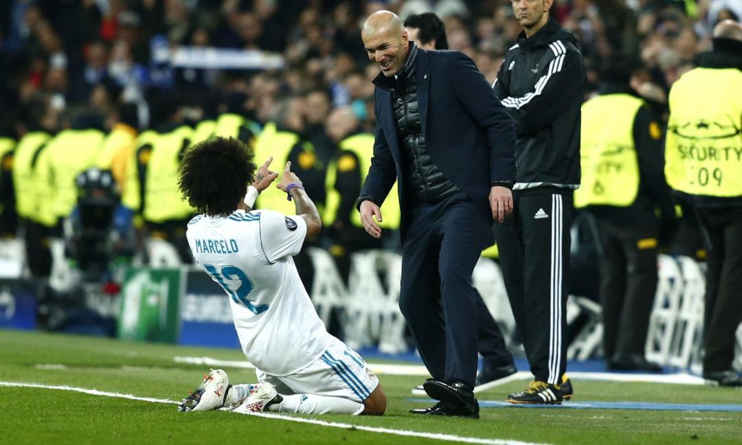Isco e Marcelo tornano titolari alla 'prima' di Zidane