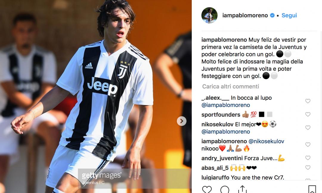 Allegri a sorpresa: Moreno 'sostituisce' CR7 contro il Genoa