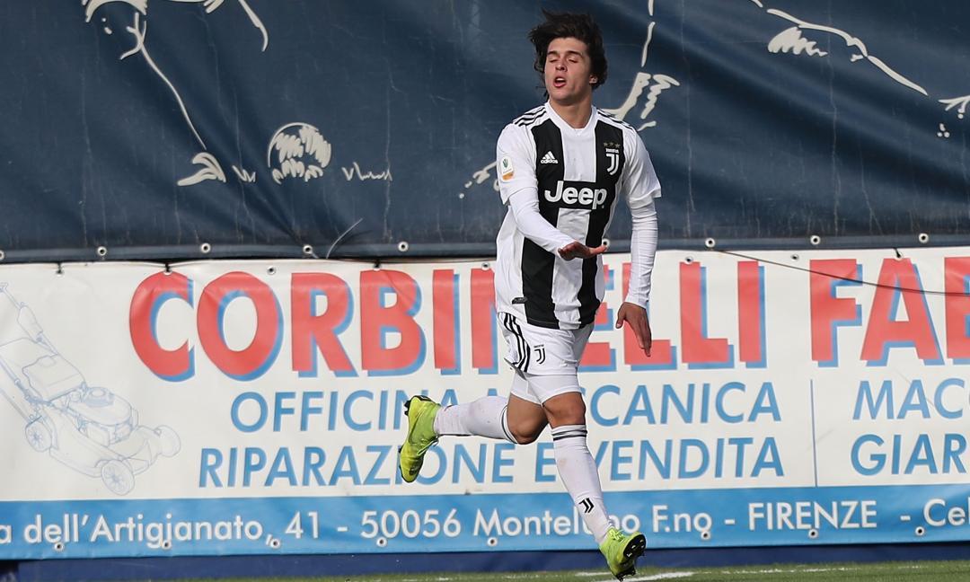 Primavera, Milan-Juve 1-2: Moreno e Portanova in gol, Dadone salva tutto