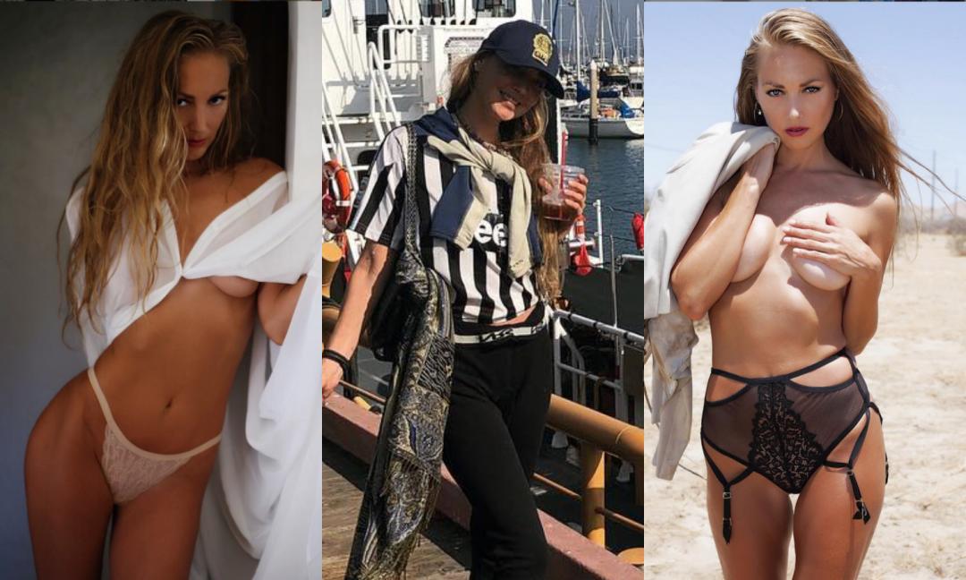 Nora fa impazzire il web: tra le FOTO hot spunta... la maglia della Juve