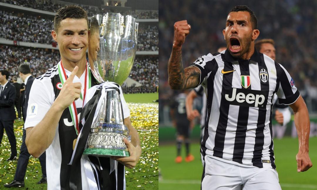 Juve, Tevez è stato meglio di Ronaldo