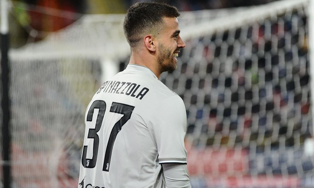 Spinazzola: 'La Juve ha dimostrato di credere in me. Sulla Champions...'