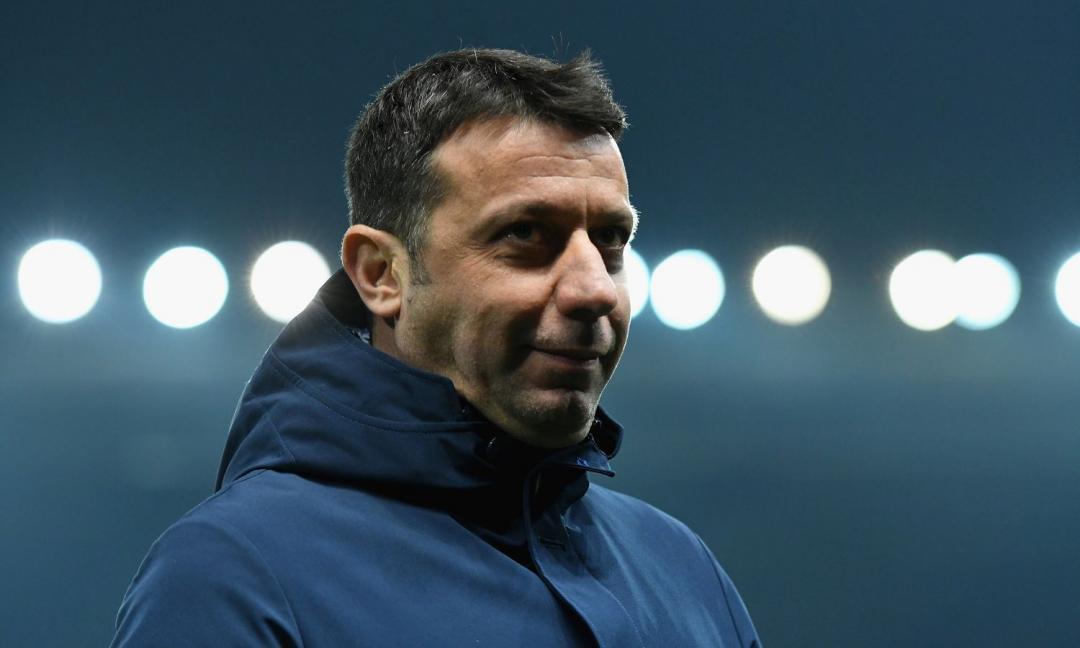 Parma, D'Aversa: 'Perdere con Roma o Juve? Sarebbe grave se...'