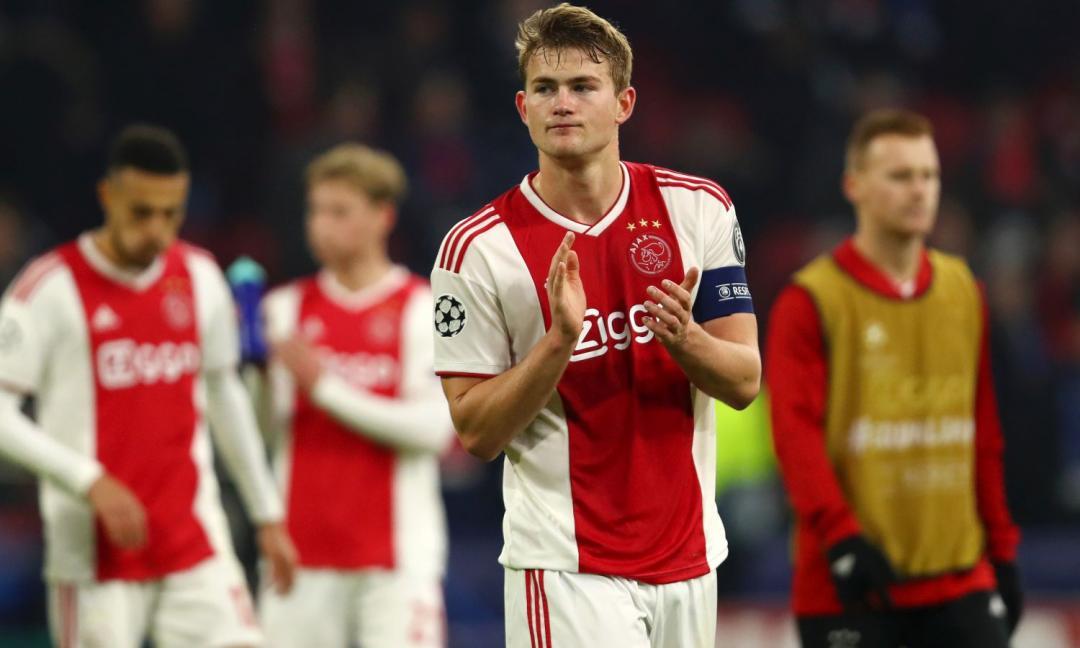 Juve, senti De Ligt: 'Non so se andrò al Barcellona'