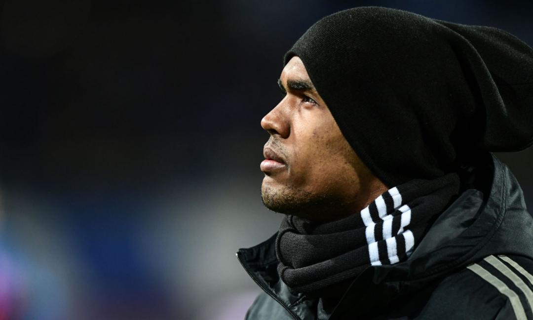 Infortunati Juve: Douglas Costa rischia di saltare anche l'Ajax, il punto