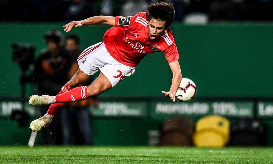 Joao Felix è l'ultimo nome di Mendes per la Juve: spunta l'incontro