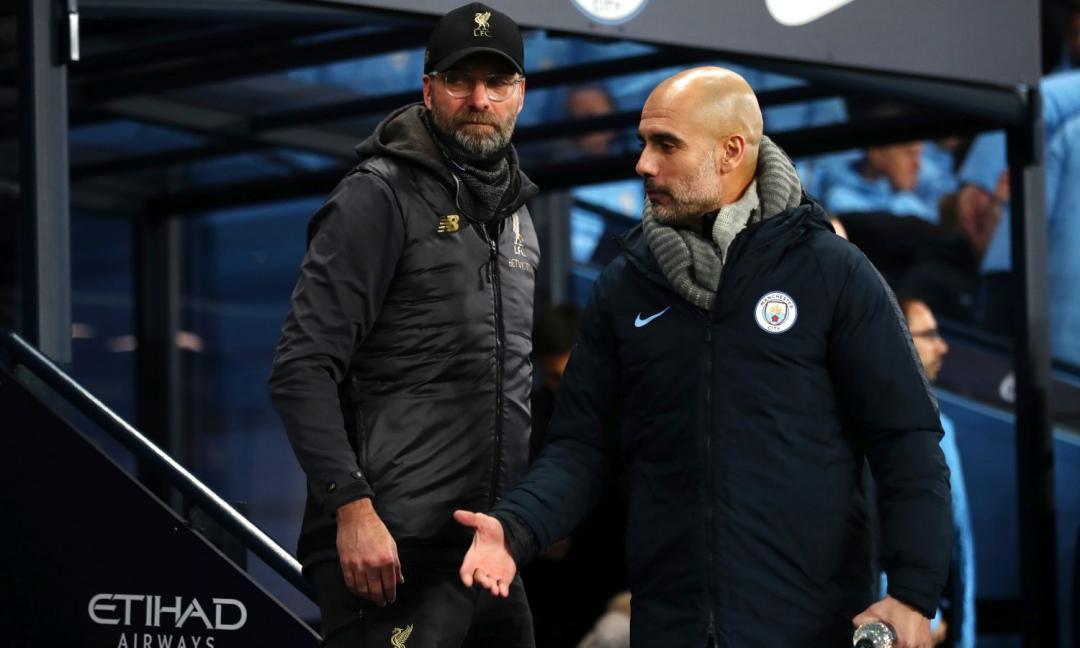Klopp: 'Guardiola è il miglior allenatore al mondo' VIDEO