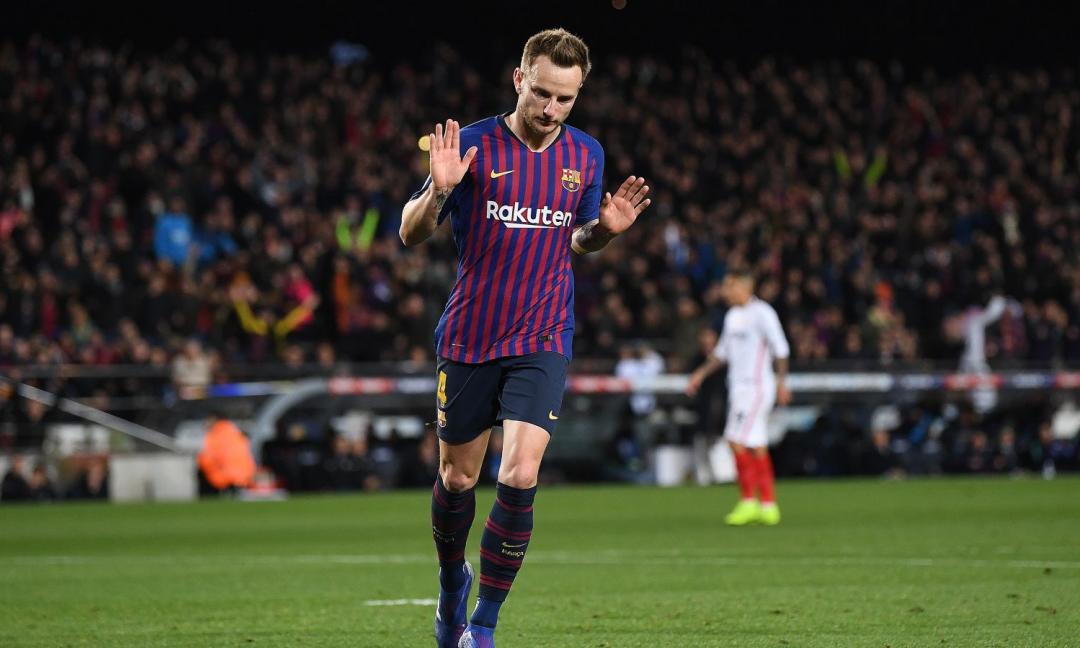 Il Barcellona scarica Rakitic: la Juve è pronta ad approfittarne