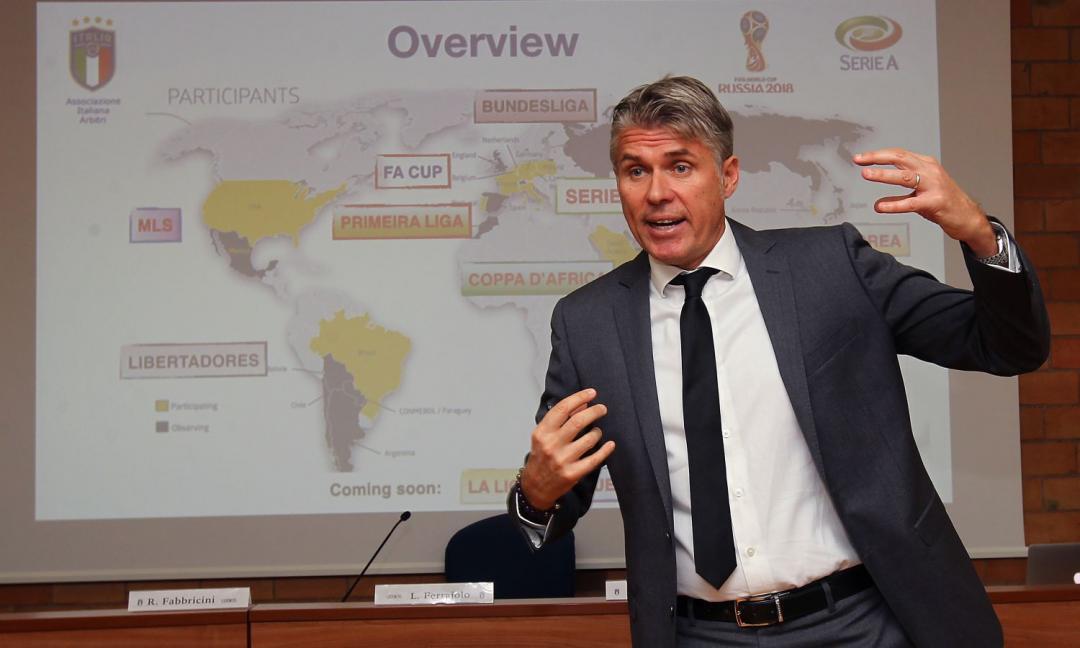 VAR in Champions, Rosetti: 'Vi spiego come sarà usato'