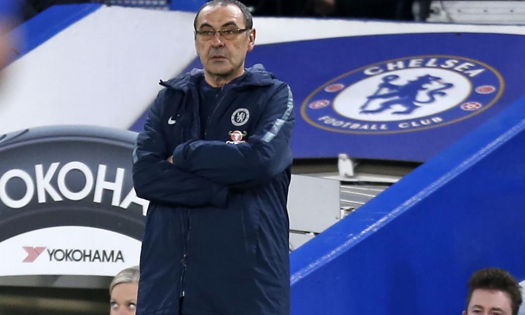 Conferme dall'Inghilterra: Sarri verso la Juve, ma il Chelsea non fa sconti