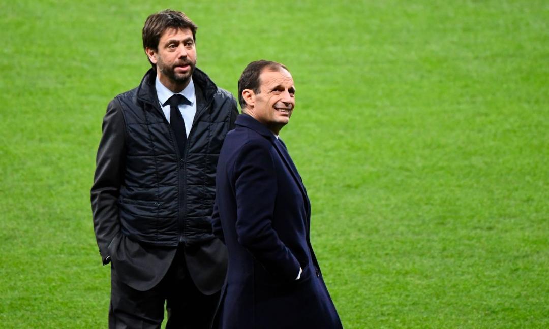 Allegri: 'Resto alla Juve'. Agnelli: 'Presto l'incontro'. Tutte le parole