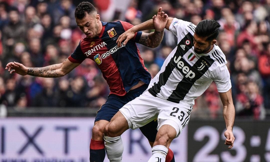 Genoa-Juve, TOP & FLOP bianconeri al 45'