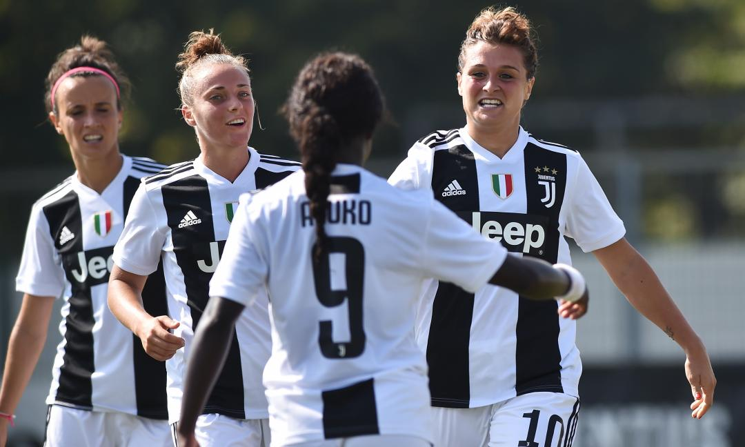 È febbre Juve Women: è sold out al Moccagatta