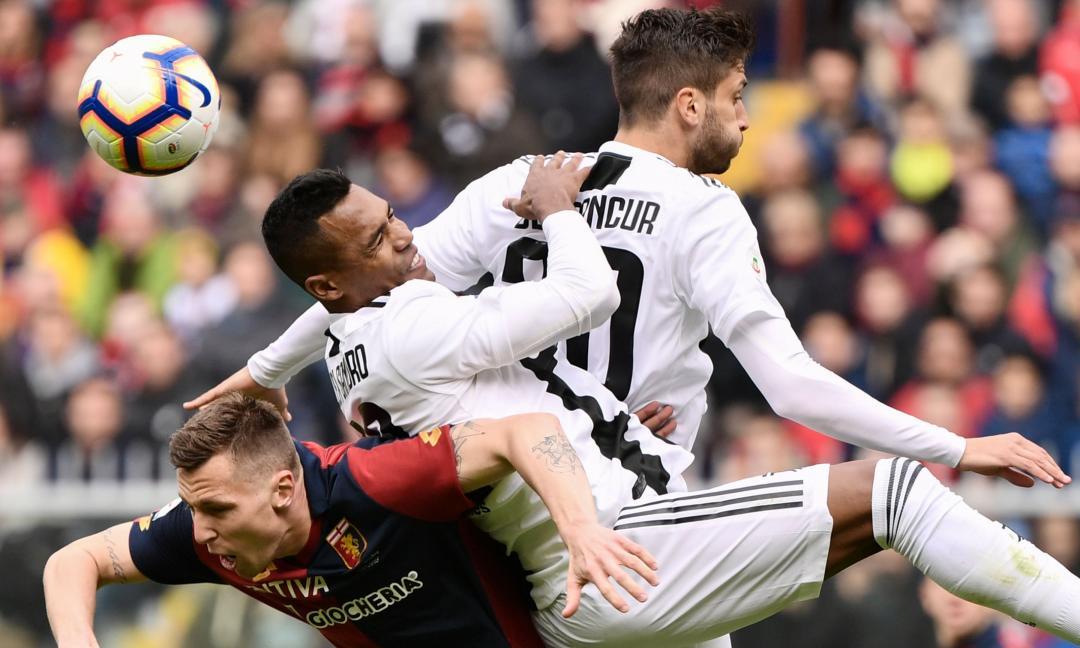 MOVIOLA: tolto un rigore al Genoa, annullato il gol di Dybala