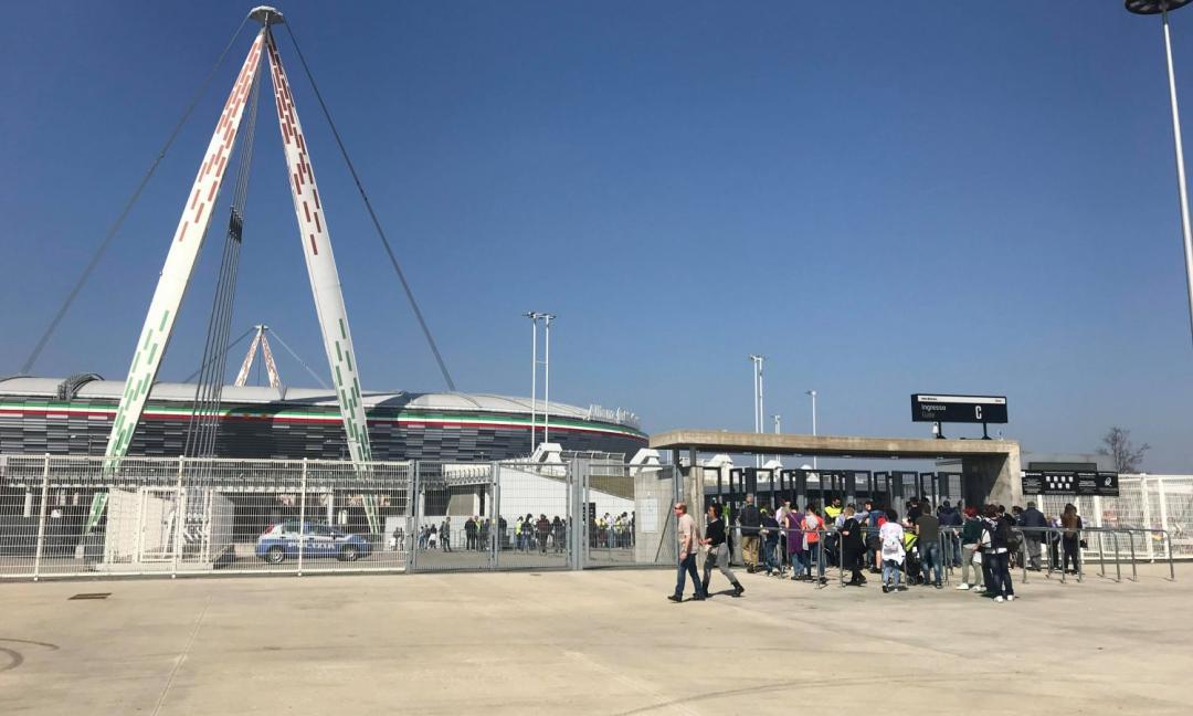 Juve-Crotone festeggia un traguardo dell'Allianz Stadium: il dato