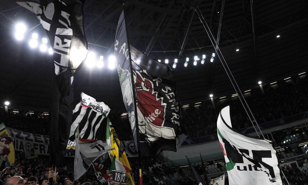 Curva Sud, altro messaggio contro Agnelli: striscione allo Stadium FOTO