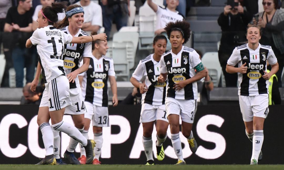 Juve Women, Gravina consegnerà lo scudetto allo Stadium