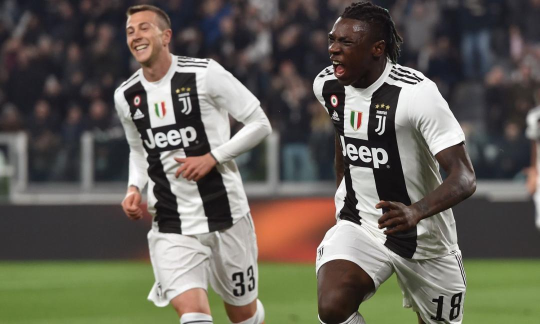 Verso Genoa-Juve, l'idea di formazione: torna Alex Sandro, c'è Kean!