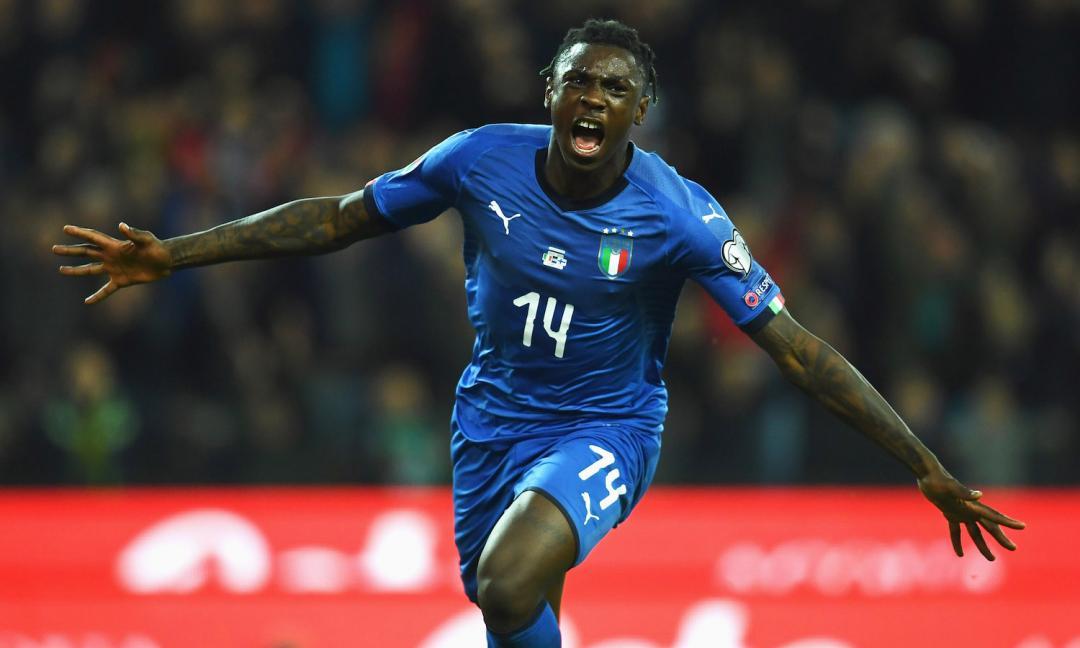 Italia-Liechtenstein, la formazione: c'è Kean, sorpresa Spinazzola