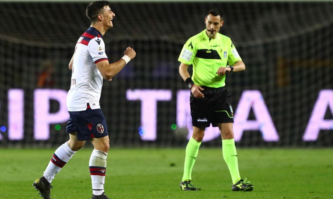 La rivincita di Miha: il Bologna stende il Torino, decisivo Orsolini