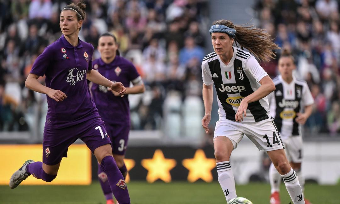 Juve-Fiorentina da record: boom di ascolti in tv per le Women!