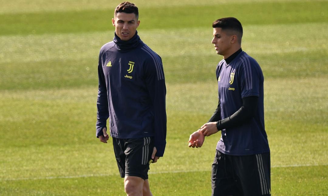 Verso Genoa-Juve, allenamento alla Continassa: il comunicato