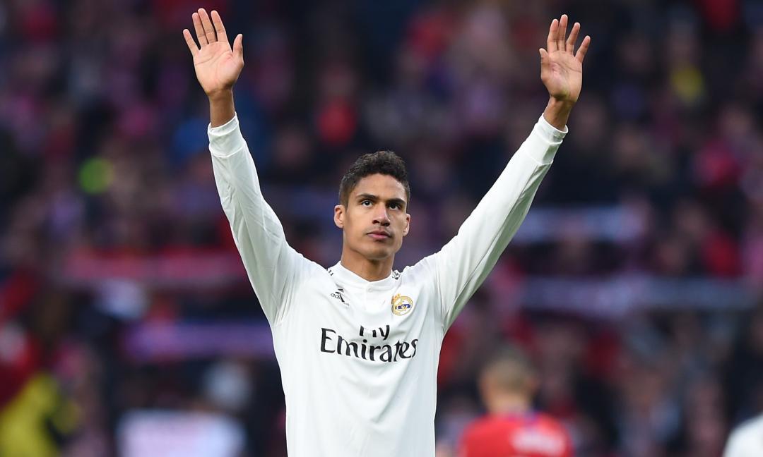 Varane-Juve, dalla Spagna: 'Ha già salutato i compagni del Real!'