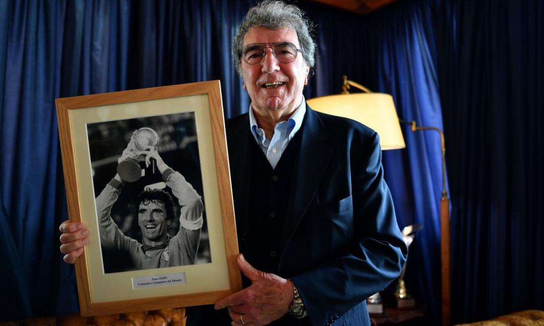 Zoff: 'La Juve può avere difficoltà contro la Fiorentina'