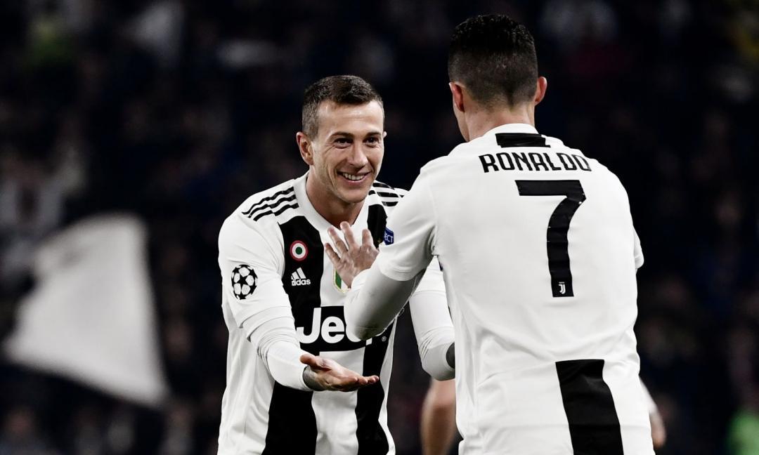 Diffidati e squalificati verso i quarti: due della Juve, ansia per l'Ajax