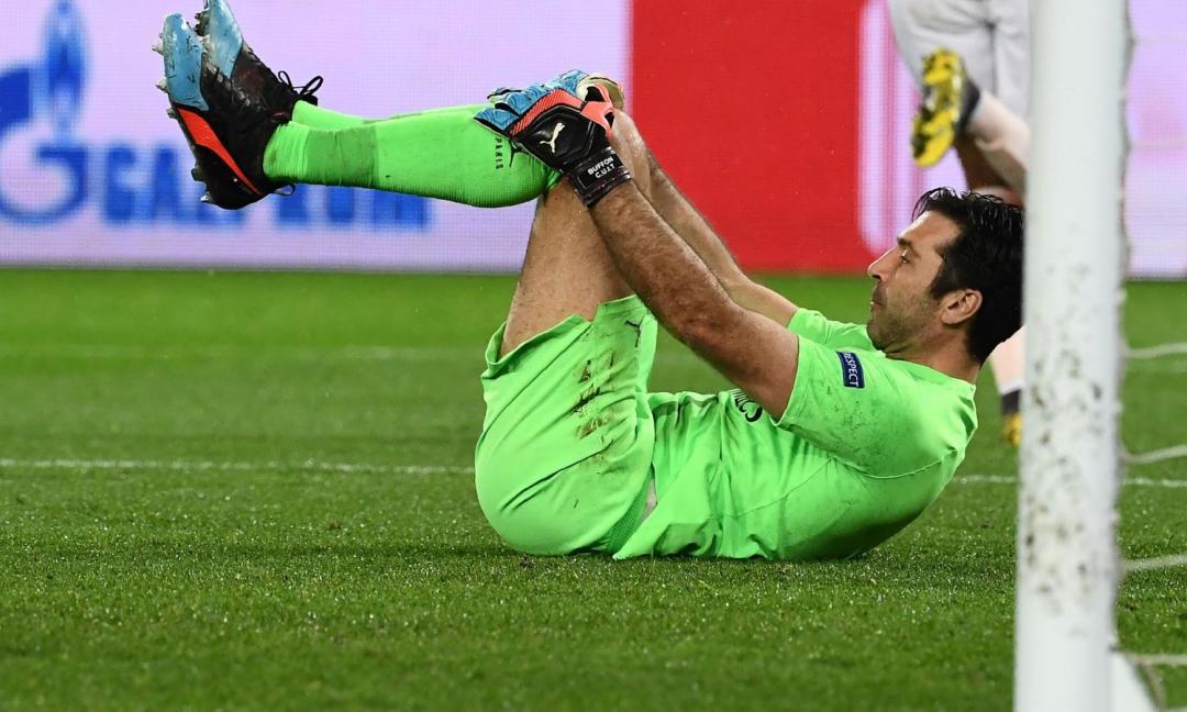 Clamoroso dalla Francia: niente rinnovo per Buffon al PSG!