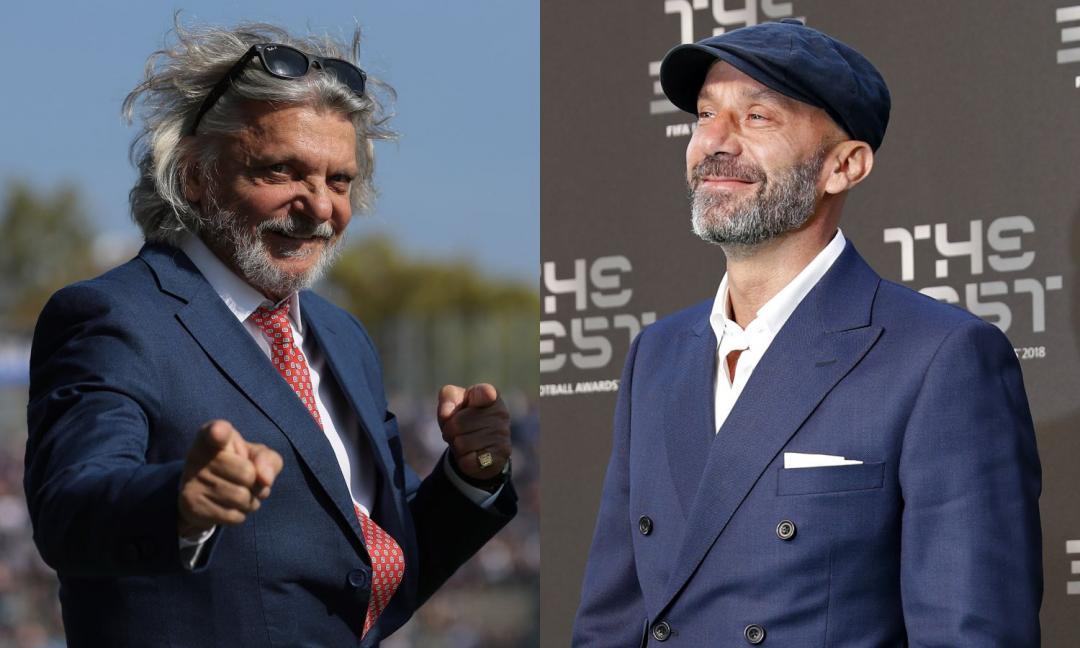 Ferrero 'restituisca' la Sampdoria a Vialli e alla città di Genova