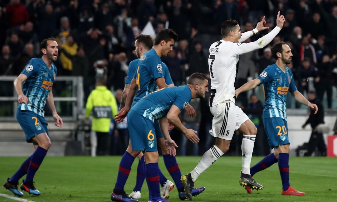 Dalla doppietta di Manchester all'Atletico Madrid: Juve, le migliori rimonte in Europa