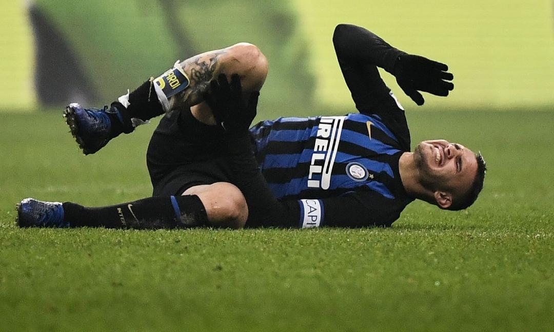 CorSport: è rottura netta tra l'Inter e Icardi, la Juve c'è