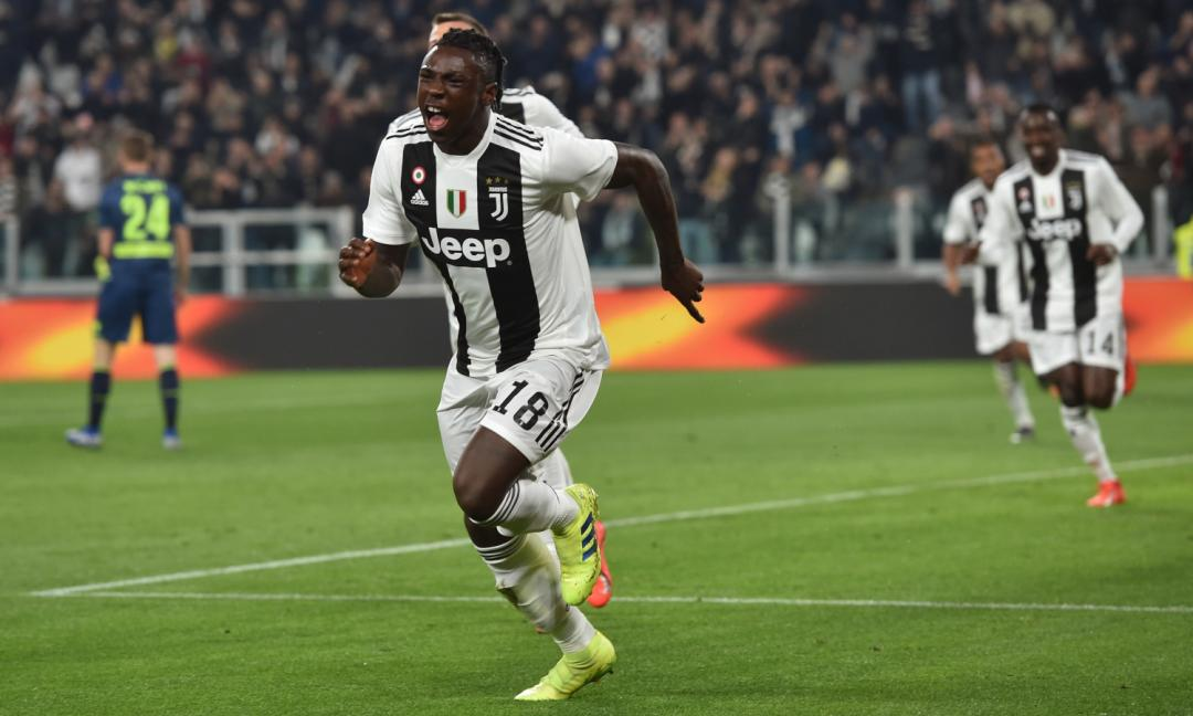 Genoa-Juve: tocca ancora a Kean! I bookmakers scommettono sul gol