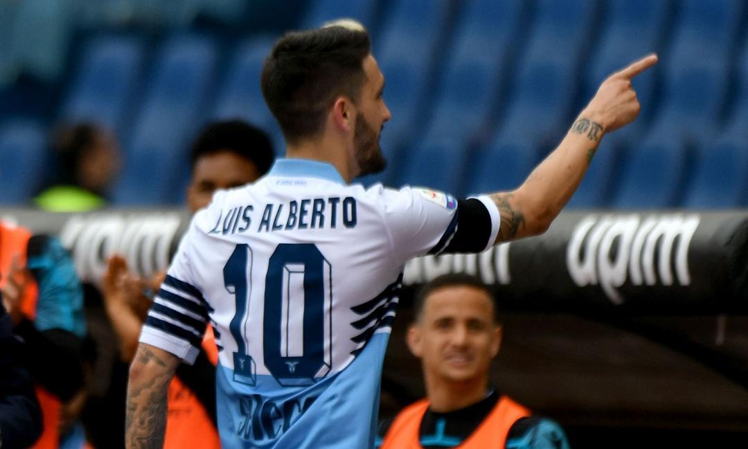 Lazio, Luis Alberto: 'Solo noi togliamo trofei alla Juve'